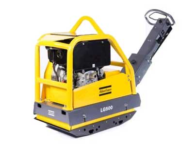 Compaction equipment rentals in Northern British Columbia