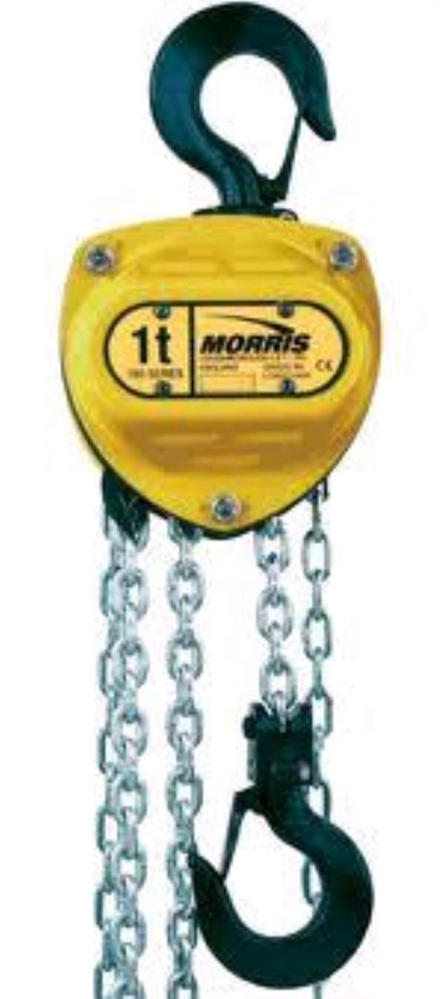 Where to find Chain Hoist 1 Ton  10  Lift in Prince George
