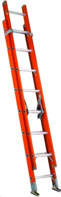 Rental store for 20 -40  Extension Ladder Fiberglass in Prince George BC