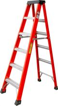 Rental store for Step Ladder 14  Fibreglass in Prince George BC