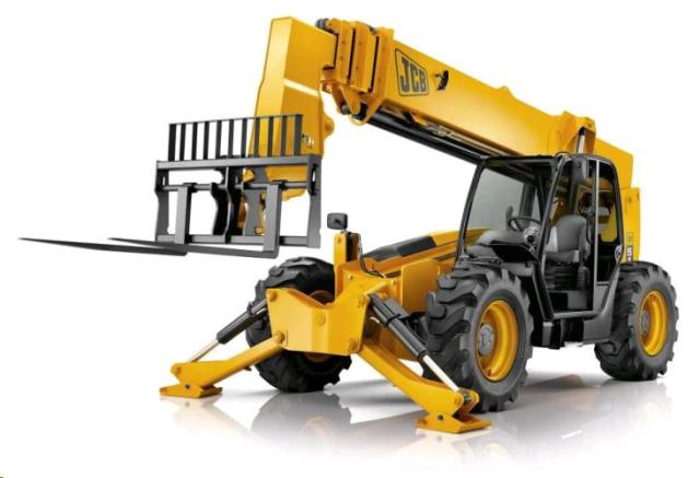 Where to find Forklift, Telehandler, 10,000lb in Prince George