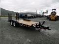 Rental store for Trailer, Flat Deck , 18  Elec Brakes in Prince George BC