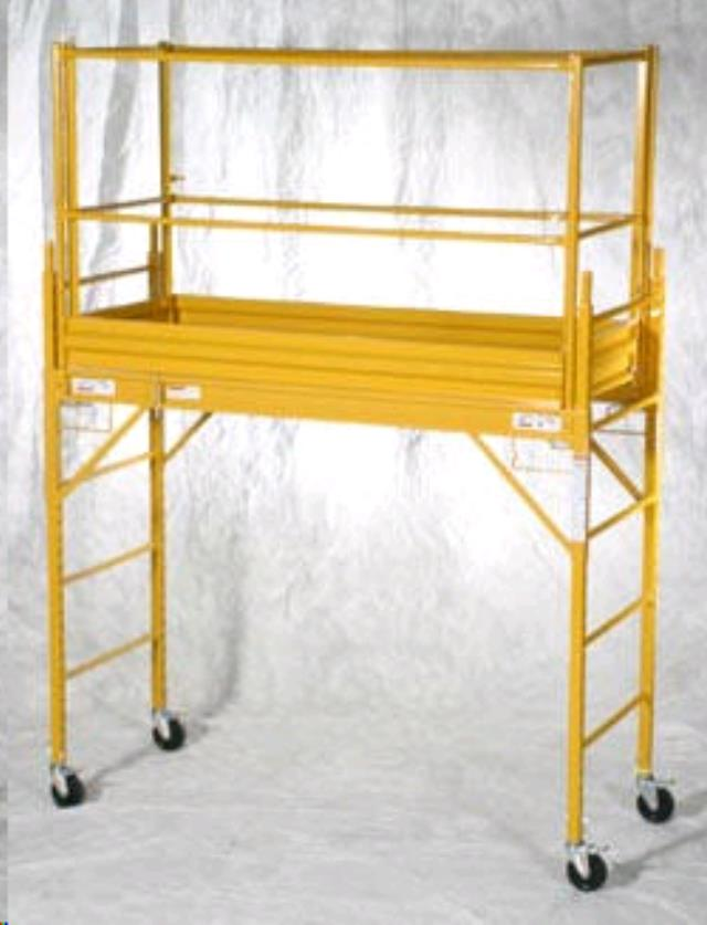 Perry Scaffolding On Stairs : Scaffold baker rolling rentals prince george bc where to